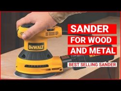 Best Sander for Polishing and Removing Paint