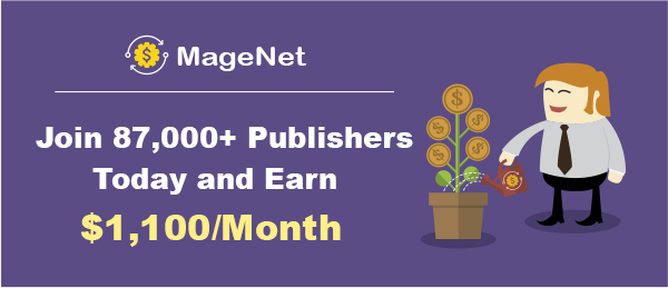 Join 87,000+ PublishersToday and Earn $1,100/Month